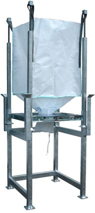 Big Bag Teilentleersystem BOP-System 1